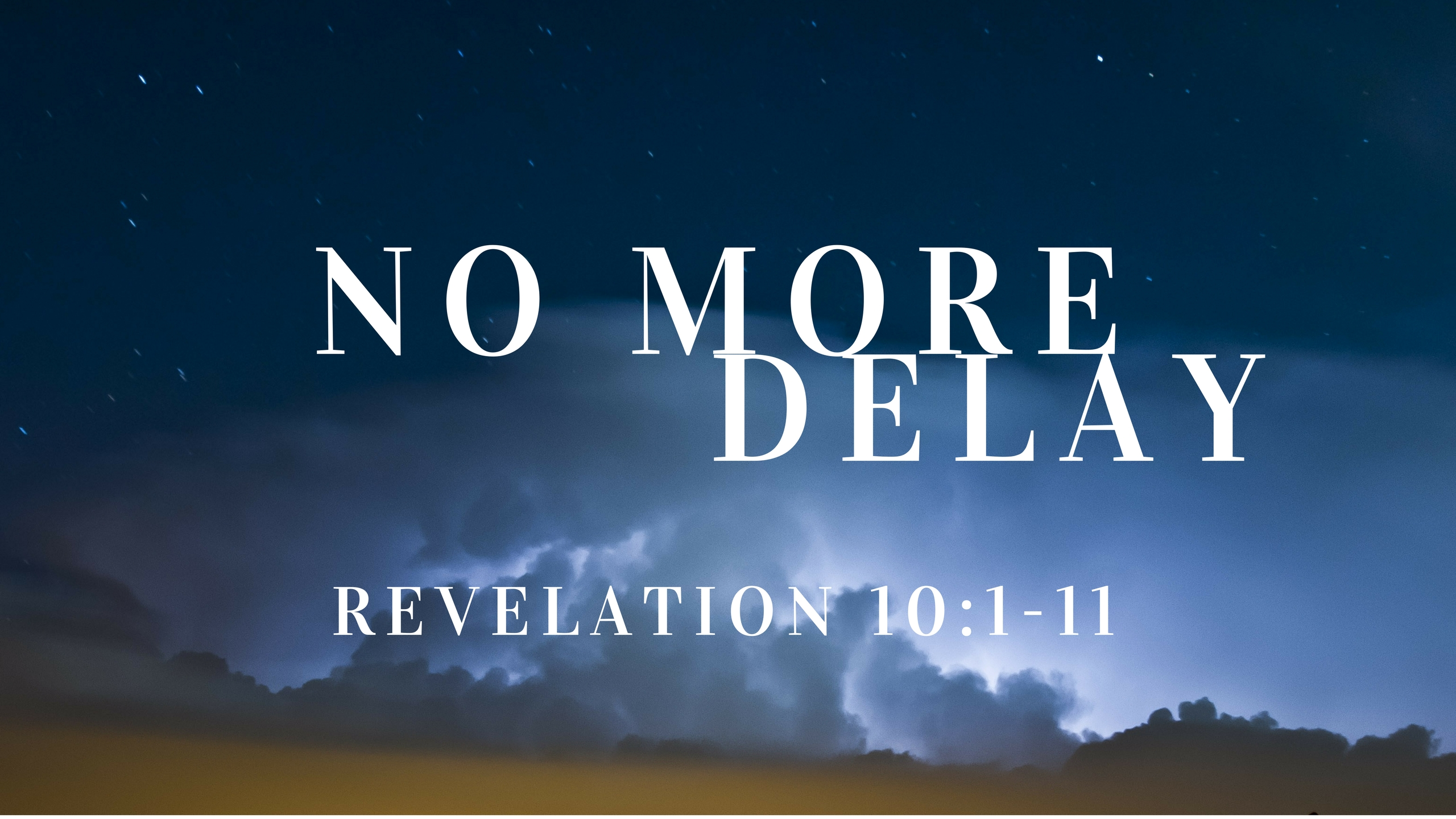 Image result for No more delay